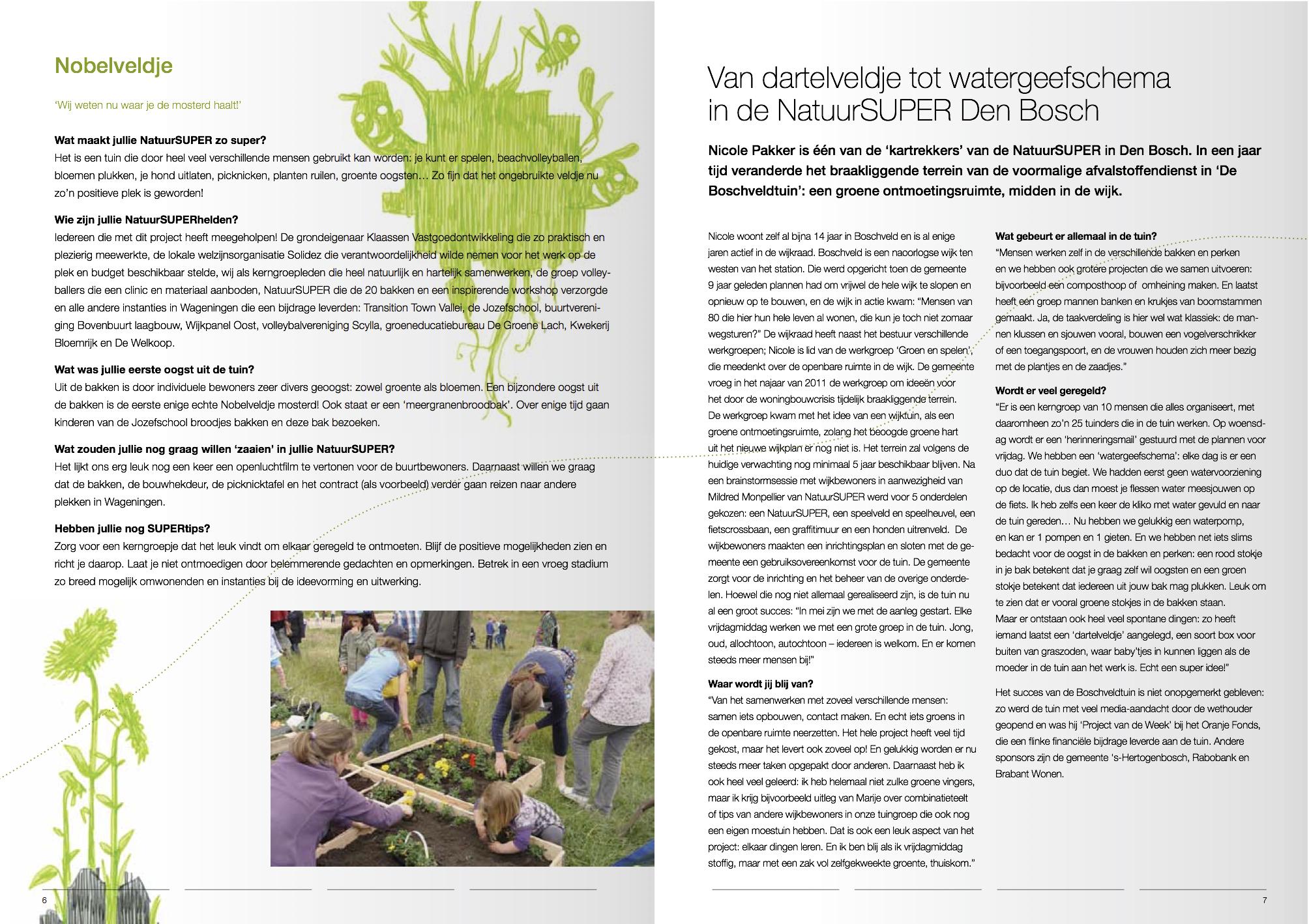 NatuurSuper Magazine 1